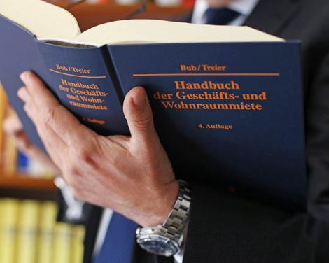 Handbuch der Geschäfts- und Wohnraummiete, 4. Auflage